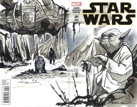 Yoda SketchCover Final