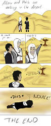 Altair and his hobby by Riki93