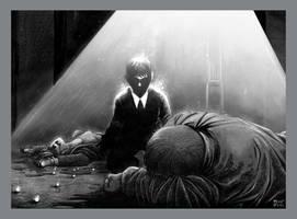 Death Of Waynes by RADMANRB