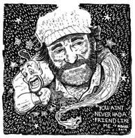 Robin Williams by RADMANRB