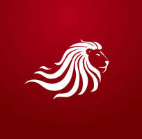 Lion Logo Design by elifkara