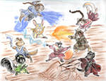 A:tla - Furry Fight
