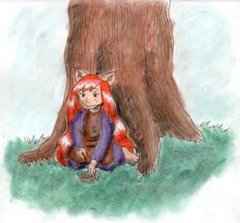 Little Fur the Healer by Porcubird