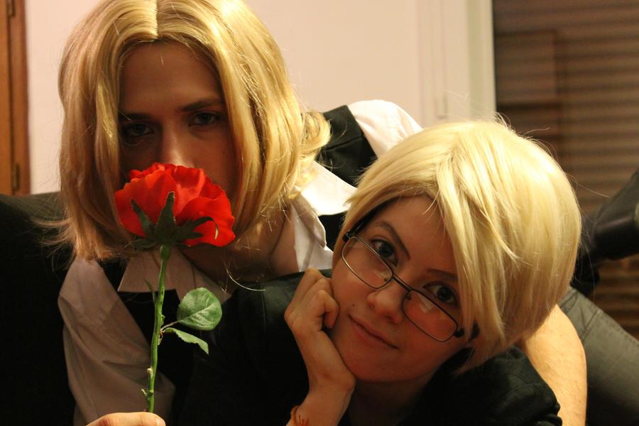 Guns 'n roses by Accado