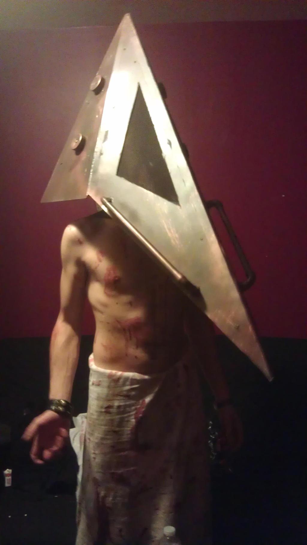 Pyramid Head WIP 2 by Accado