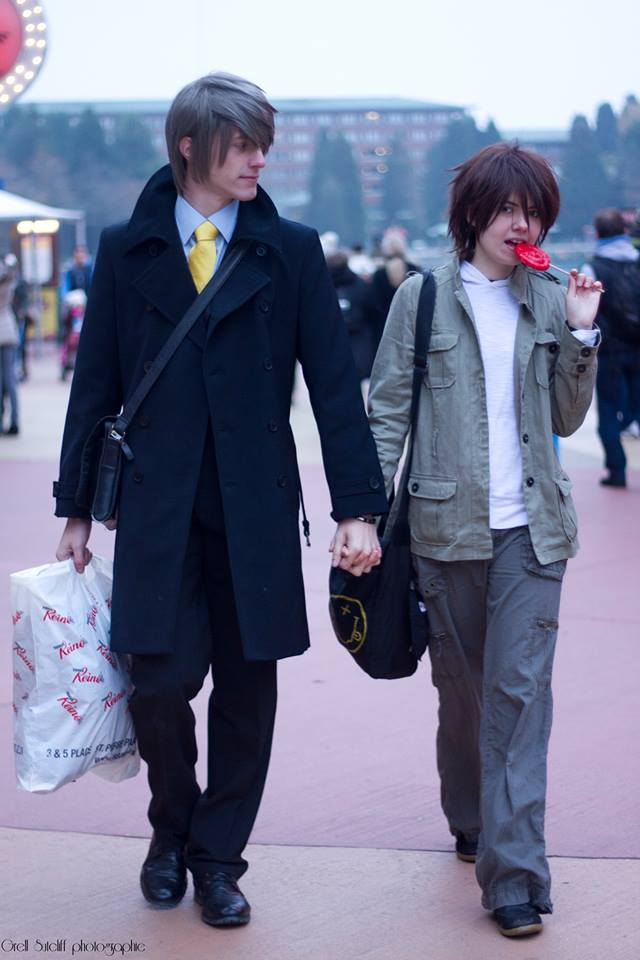 Junjou Romantica Cosplay By Accado On Deviantart