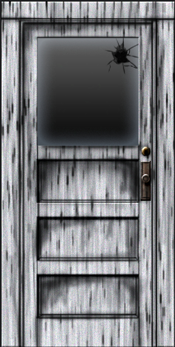 Spooky Door by FluffyPocket ... & Spooky Door by FluffyPocket on DeviantArt