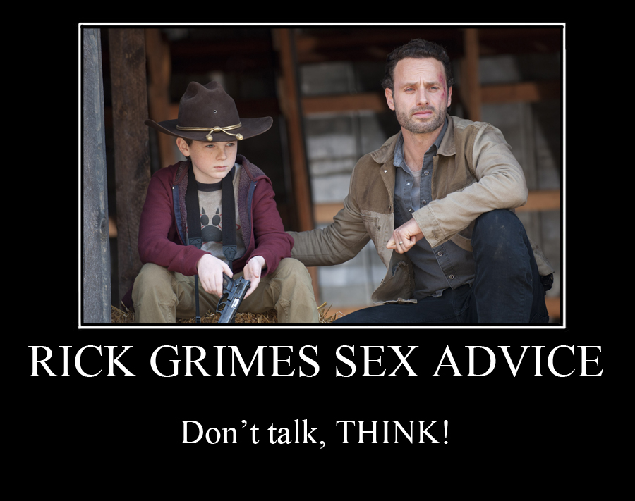 carl and rick relationship tips