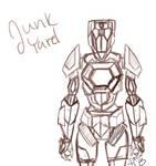 Robot OC: Junkyard