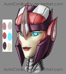 TF Headshot Adoptable (Open_PRICE LOWERED) by AutoConBuddy
