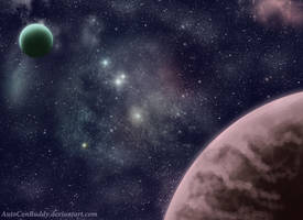 Two Planets by AutoConBuddy