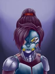 Female Android Fierceness