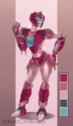 Robot OC: Novana