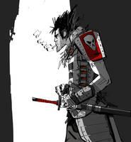 Samurai by johnlaine