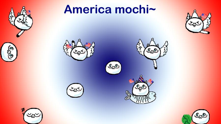 Hetalia America Mochi Shimeji by ScarletRavens