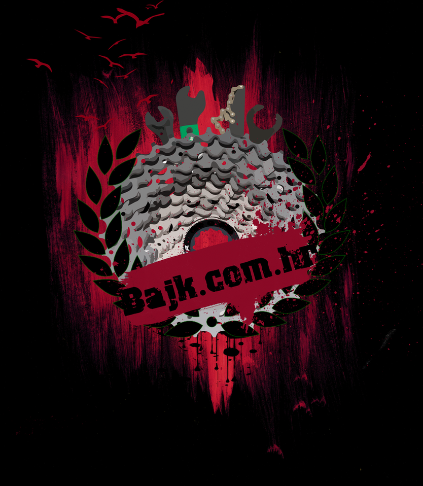 Bajk.com.hr by Pureeavle
