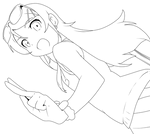 Kirino Line by Grosoemanuel