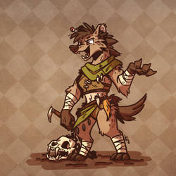Henza by casual-dhole