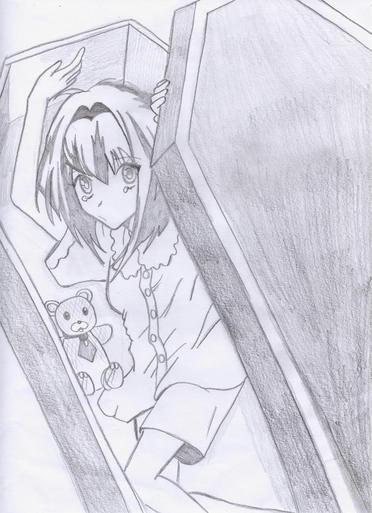 Karin : Morning by LoveHurtsEver