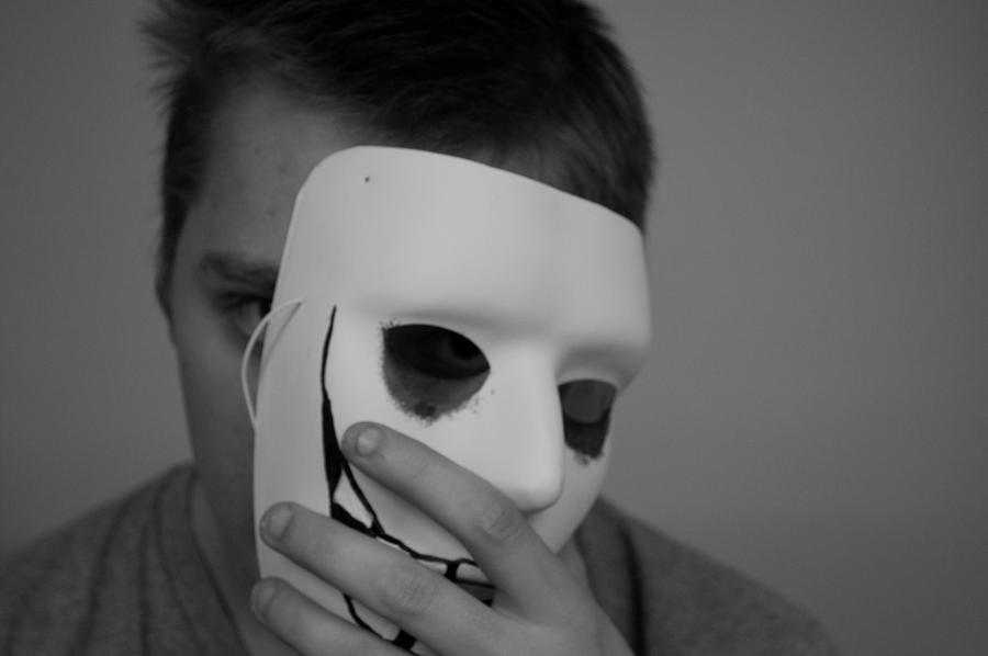 Image result for pic of taking a mask off