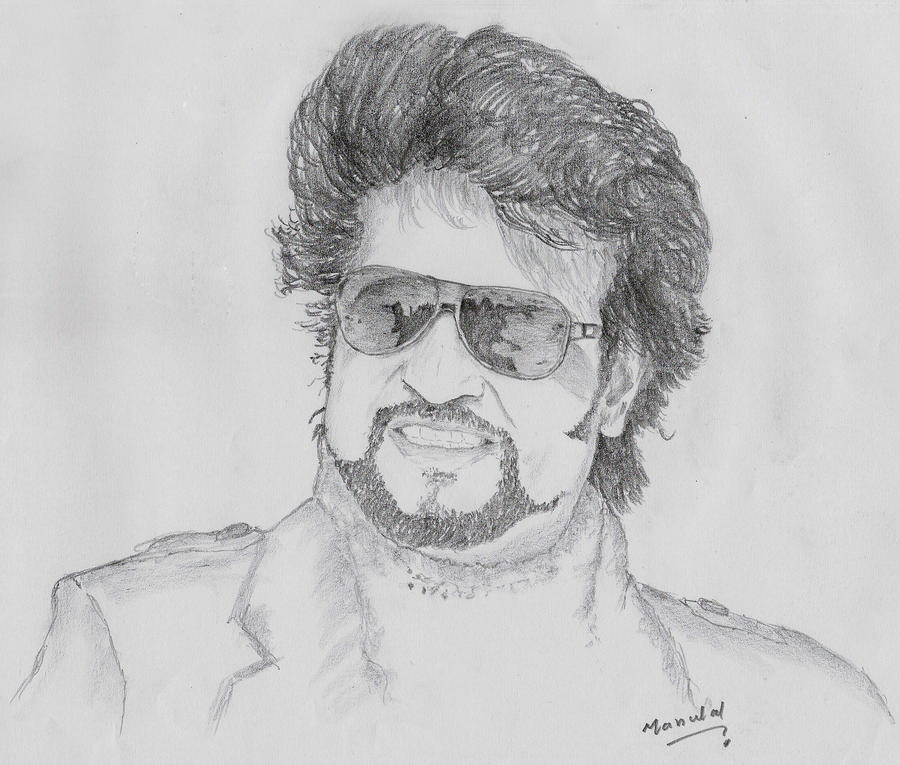 Caricature by manulal