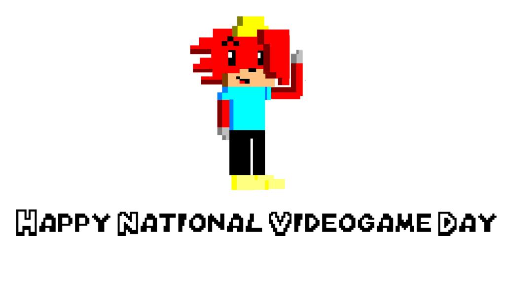 National videogame day by Abraham-el-erizo