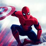 Spiderman, the last avenger