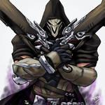 Overwatch 3/8 - Reaper