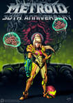 Metroid 30th Anniversary Tribute