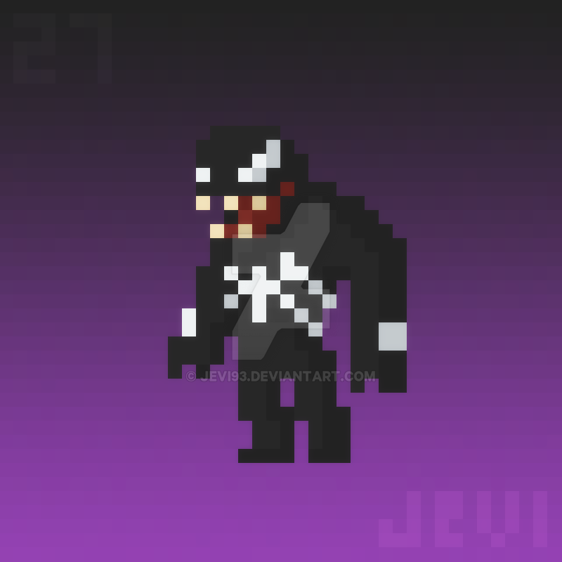 027venom_by_jevi93-daoxcot Pixel Art Venom @koolgadgetz.com.info