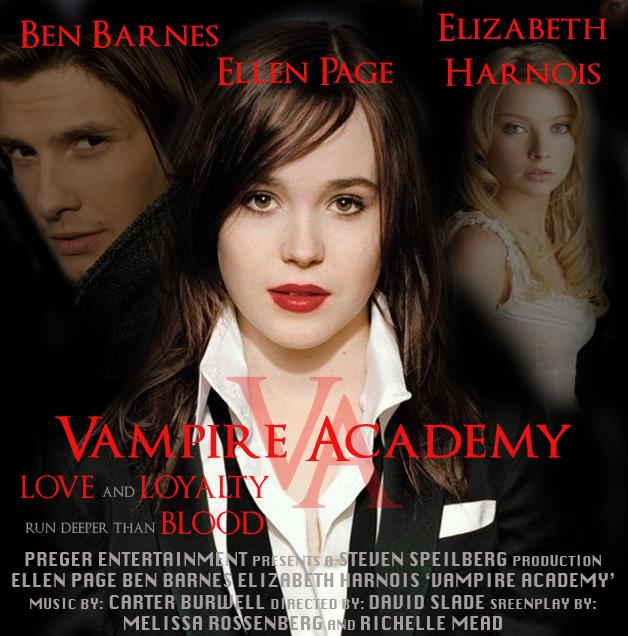 die vampire academy