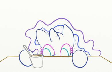 Moonie Pudding
