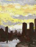 Big City Dawn