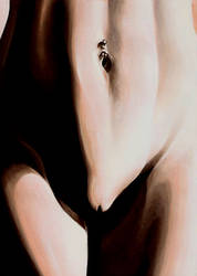 Navel Gazing by Life-takers-crayons