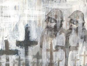 Arise ghosts of war