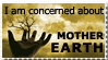 environment stamp by environment