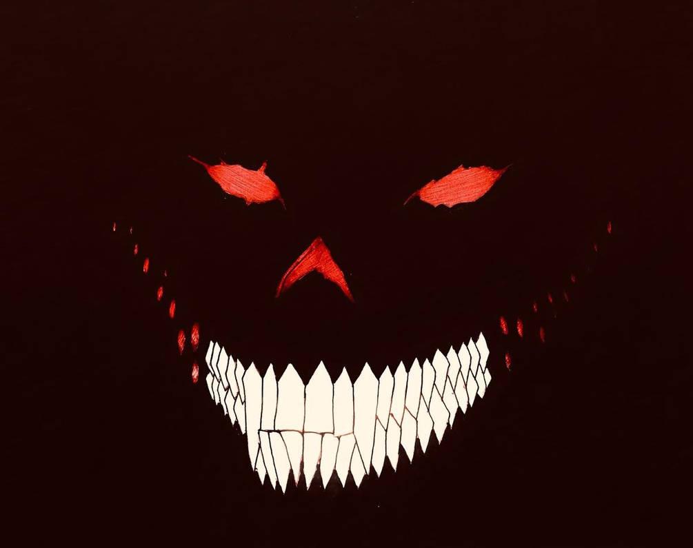The Cheshire Demon