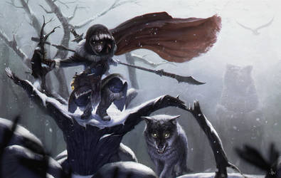 Hunting with the Spirits