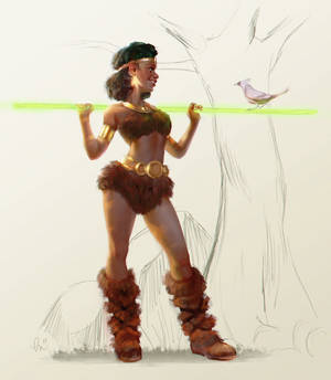 Diana - Dungeons and Dragons