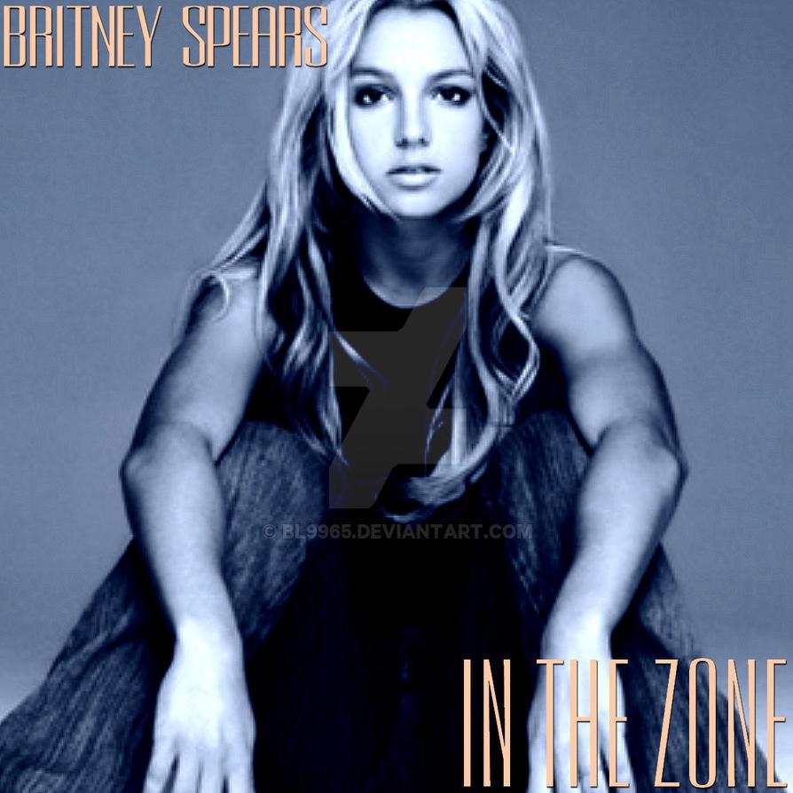 in the zone britney spears album cover - photo #15