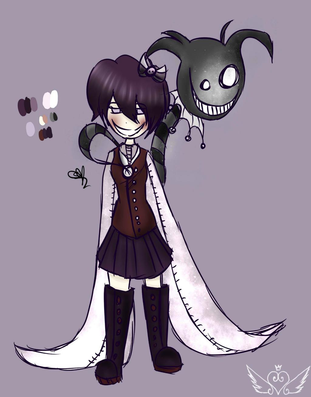 [HauntedManor] Imaginary Friend by OpalesquePrincess