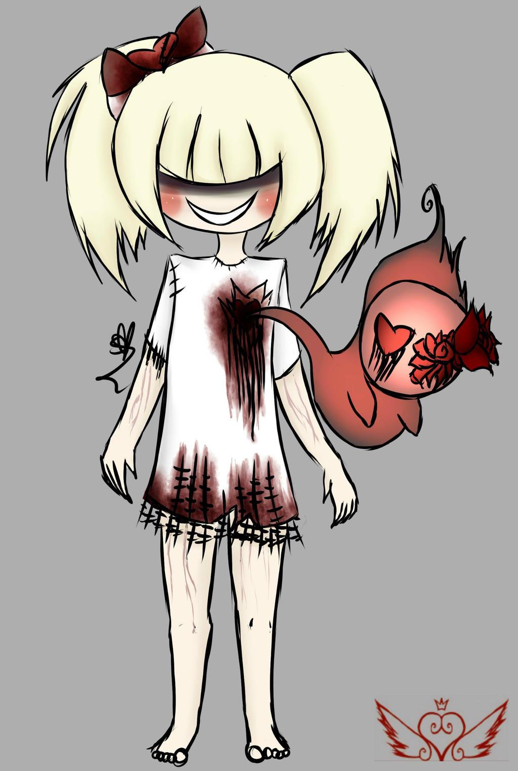 [FairytaleAsylum]  Gretel by OpalesquePrincess