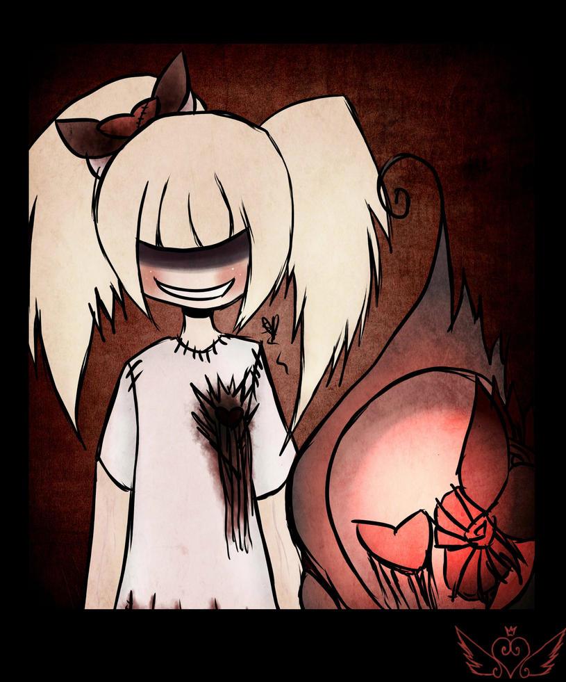 [Fairytale Asylum] Gretel [Portrait] by OpalesquePrincess