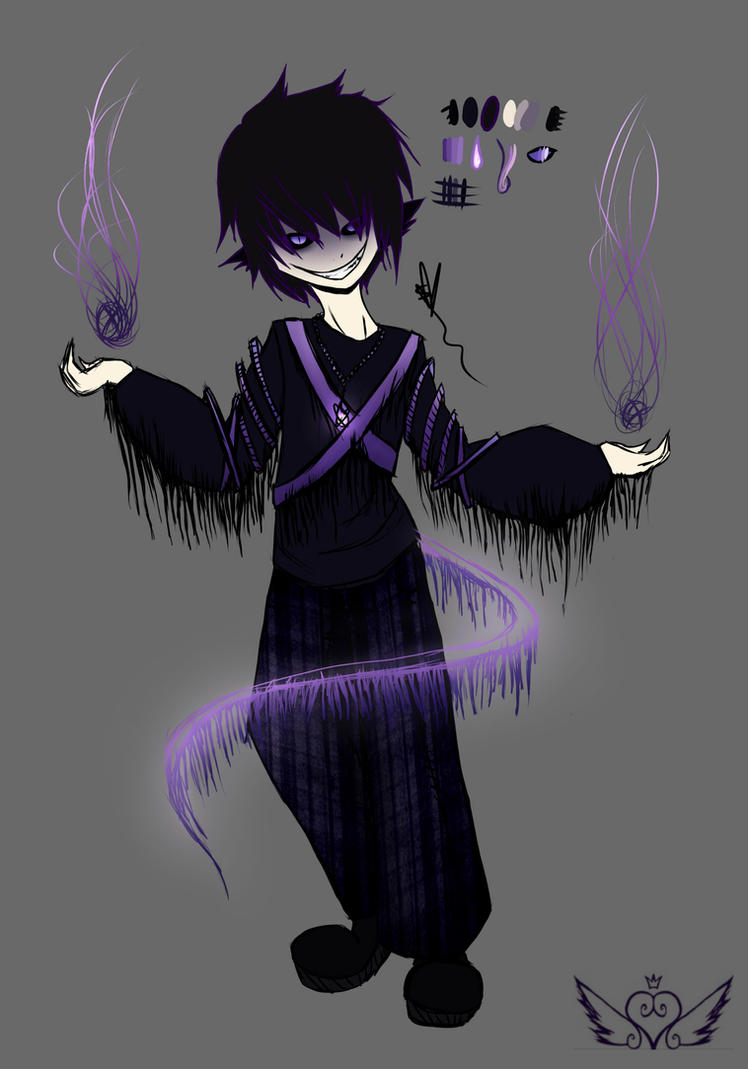 [Ref] Corban Nightmare by OpalesquePrincess