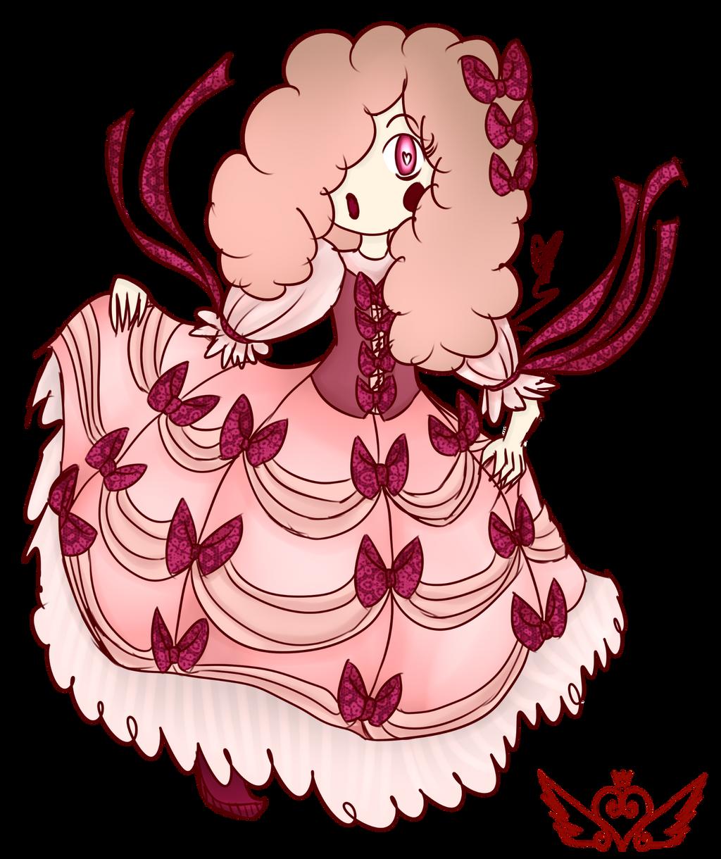 [Dollhouse] Color me Pink by OpalesquePrincess
