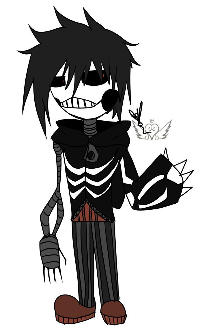 [Arcade] Skele by OpalesquePrincess