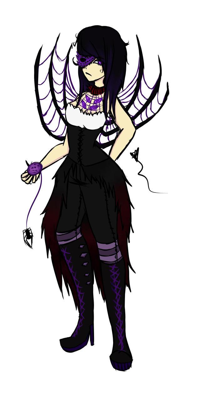 [Ref] Violet by OpalesquePrincess