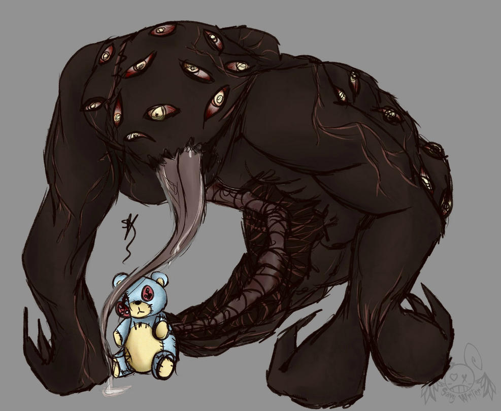 Innocent Monster by OpalesquePrincess