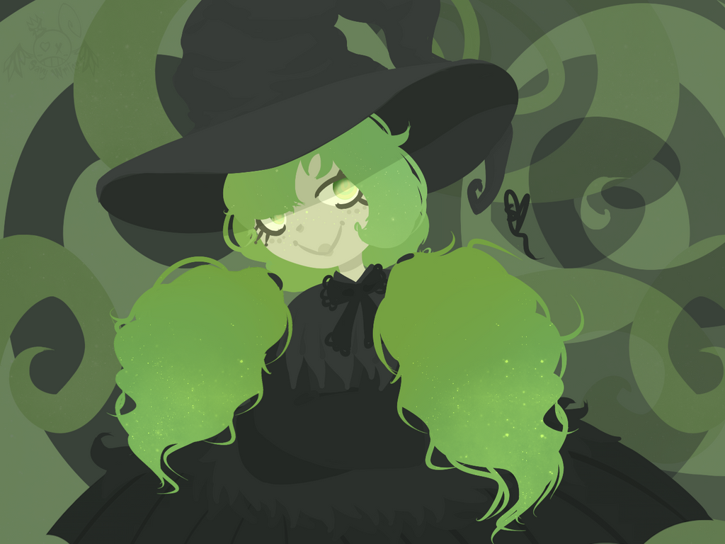 Wicked Witch by OpalesquePrincess
