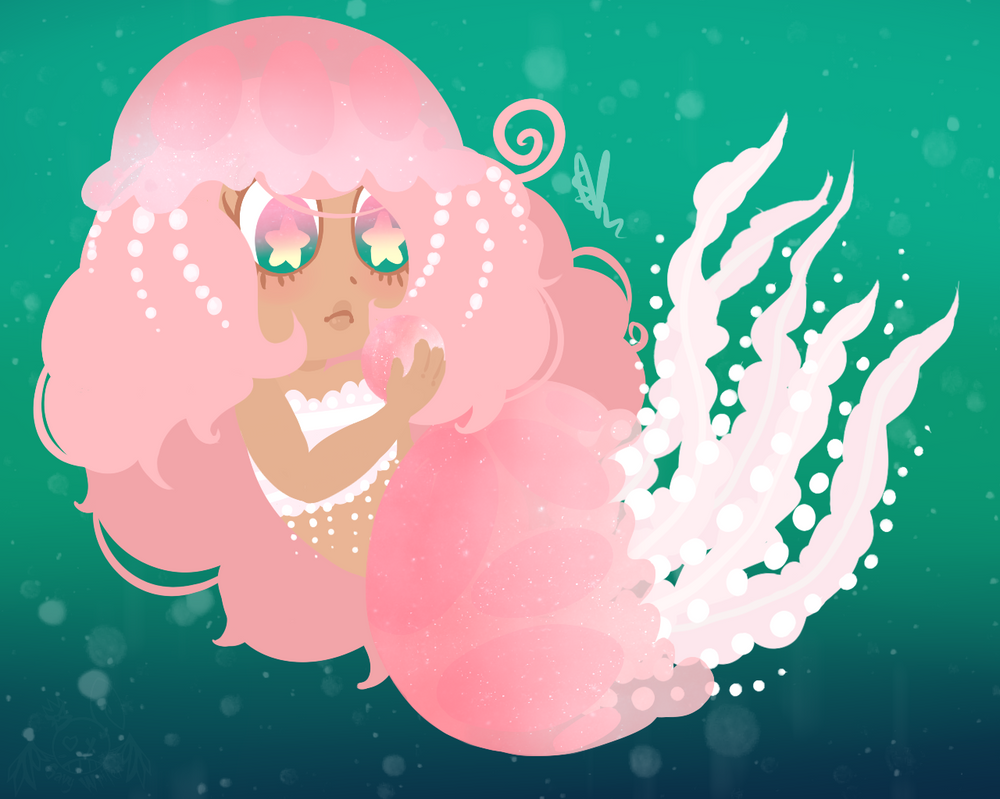 Jellymaid by OpalesquePrincess